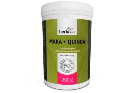 Maka + Quinoa