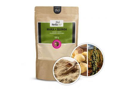 Maka + Quinoa Mini