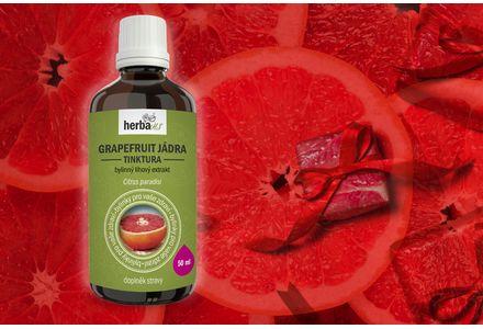 Dárek Grapefruit tinktura